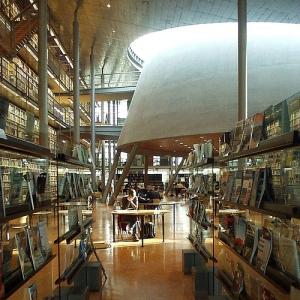 bibliothèque université de Delft