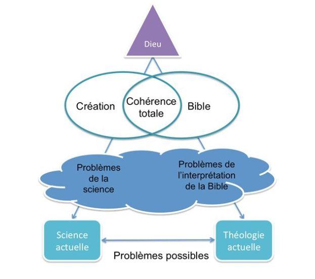 D'après un diagramme sur le site web de l'American Scientific Affiliation.